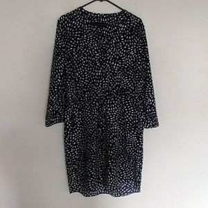 Mossimo black dress with pockets